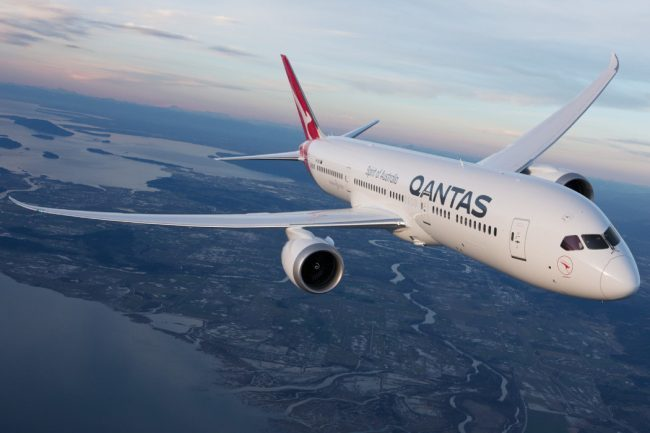 COVID Vaccine Might Be Mandatory for Qantas International Flights