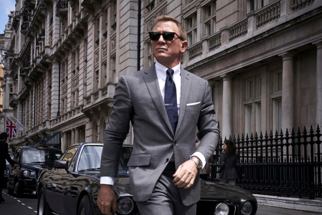 Rumour Debunked: The New James Bond Film Is Not Being Sold