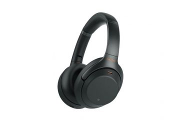 Sony Noise Cancelling Headphones WH1000XM3