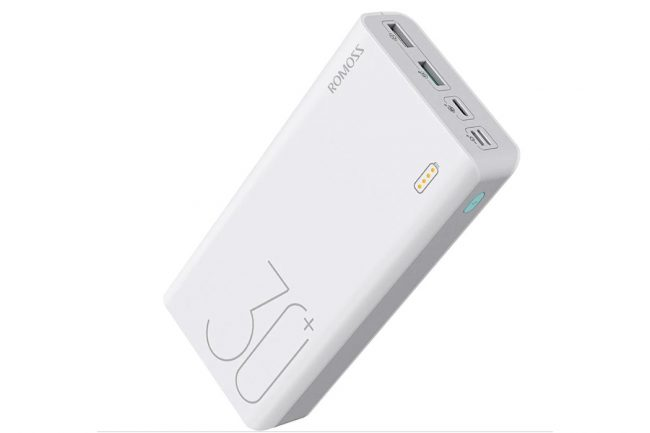 ROMOSS 18W 30000mAh Power Bank