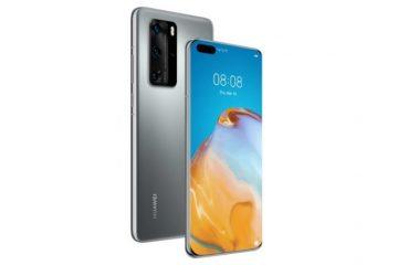 Huawei P40 Pro 256GB - Silver Frost Unlocked DualSIM