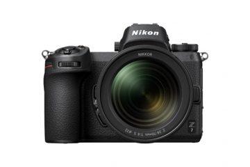 Nikon Z6 Mirrorless 24.5MP Digital Camera