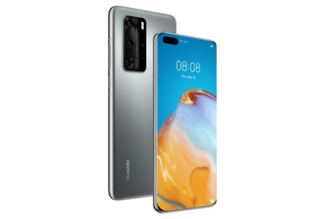 Huawei P40 Pro 256GB - Silver Frost Unlocked DualSIM - happiest countries