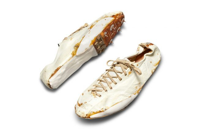 NIKE SHOES CREATED BY BILL BOWERMAN ARE UP FOR AUCTION AT SOTHEBY'S