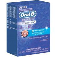 Oral B 3D White Whitestrips 28 Whitening Treatments