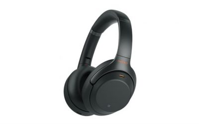 Sony WH-1000XM4 Wireless Noise Cancelling Headphones Black