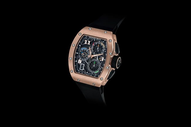 Richard Mille Unveils the RM 72-01 Lifestyle In-House Chronograph