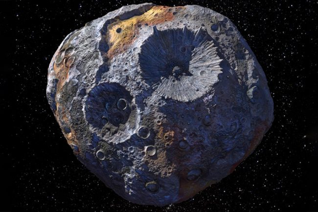 NASA Captures an Asteroid 70k Times Valuable Than the Global Economy