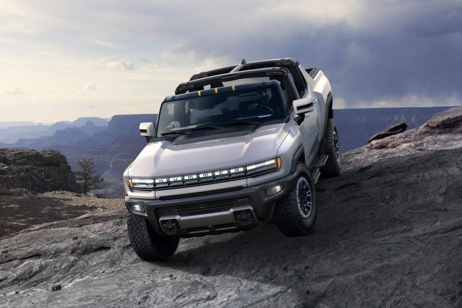 The New Hummer EV is Competing with Tesla Cybertruck, and Ford Electric F-150