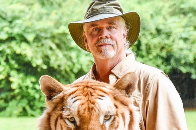 Bhagavan Antle from Tiger King charged with Animal Trafficking