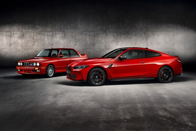 KITH and BMW Collaborated for An Exclusive BMW M4 Competition