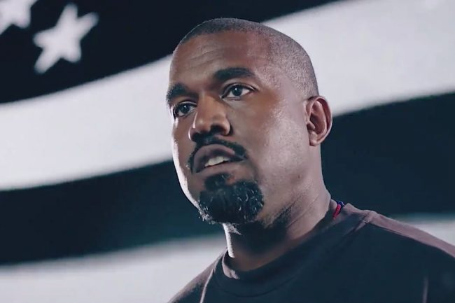 Kanye West Releases His Presidential Ad... 22 Days Before the Election
