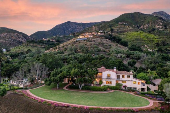 Orlando Bloom and Katy Perry Buy a A$20 Million California Compound