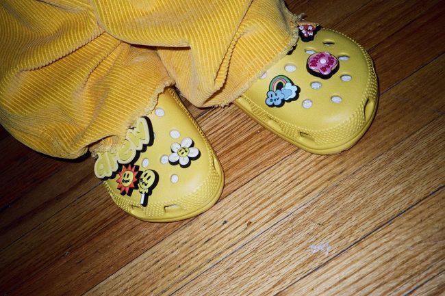 Justin Bieber and Crocs Unveil Their Crocs Foam Clogs Collaboration