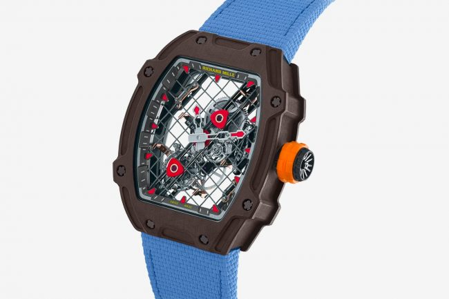 Rafael Nadal Appears at the French Open with This Richard Mille Watch