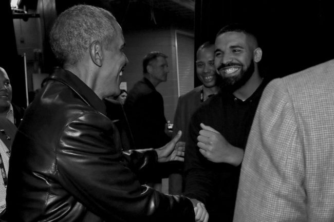Barack Obama Gives His Blessing for Drake to Portray Him in a Film