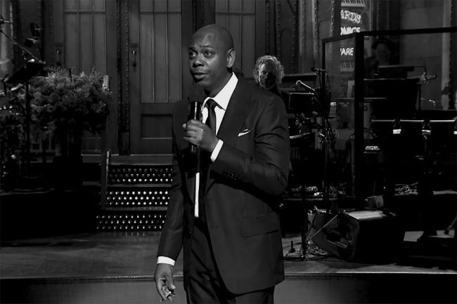 Watch the Post-Election Saturday Night Live Monologue of Dave Chapelle