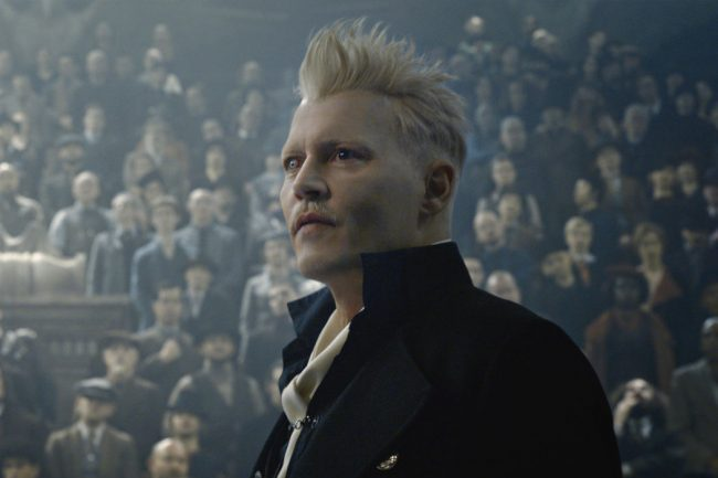 Johnny Depp Has Been Asked to Leave the 'Fantastic Beasts' Film Series