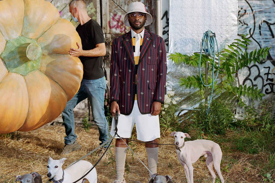 Gucci Switches from Runway Shows to a Seven Episode Miniseries