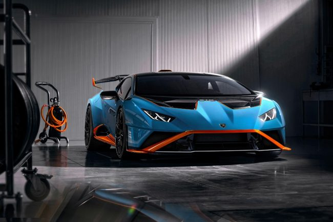 2021 Lamborghini Huracan STO Unveiled - Everything You Need to Know