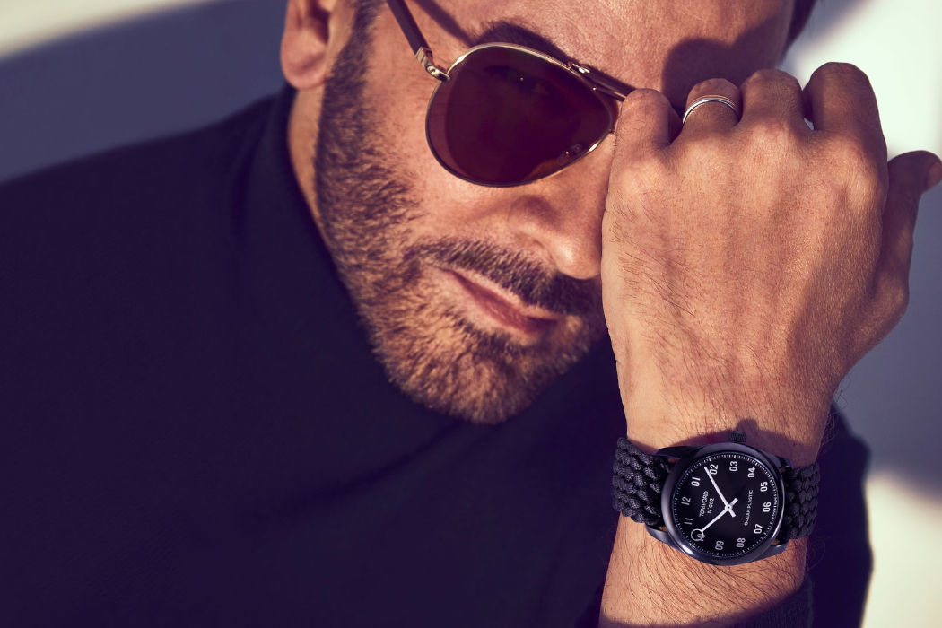 Tom Ford Launches New Luxury Watches Made from Ocean Plastic