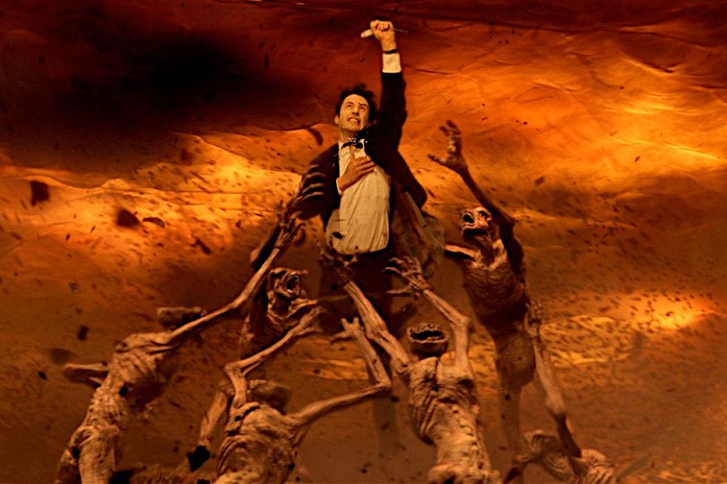 Keanu Reeves' Constantine 2 is Finally Happening Says Peter Stormare