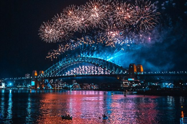 Sydney New Year's Eve Impacted as New COVID-19 Cases Emerge
