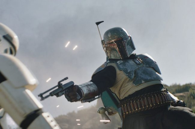 The Mandalorian Spin-Off 'The Boof of Boba Fett' Revealed