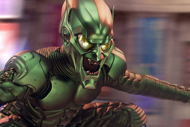 Spider-Man 3: Willem Dafoe in Talks to Reprise His Role as Green Goblin