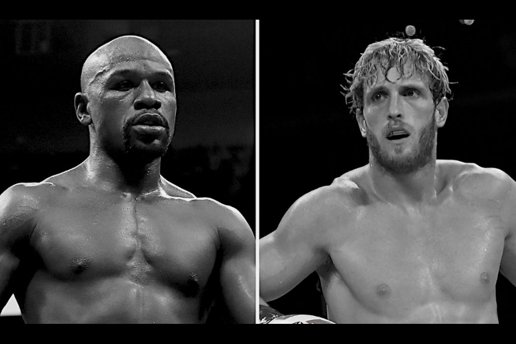 Floyd Mayweather Confirmed to Have an Exhibition Fight with Logan Paul