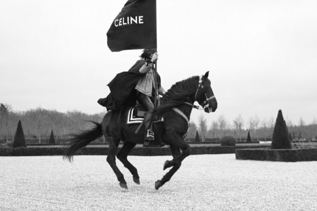 Celine Showcases Fall 2021 Menswear Collection and It Reminds of GoT
