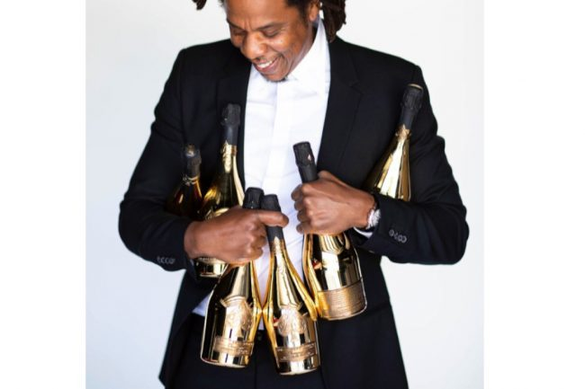 Jay-Z Sells 50% Stake in Armand de Brignac Champagne to LVMH