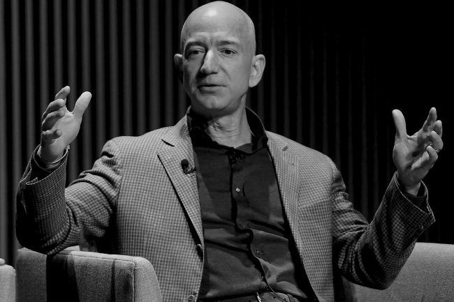 Jeff Bezos: Amazon Founder to Step Down as the CEO of the Company