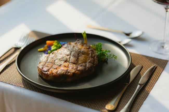 Israeli Company Creates The First 3D-Printed Rib Eye Steak