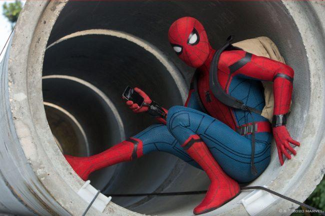 Tom Holland Reveals Spider-Man 3 Title - Spider-Man: No Way Home