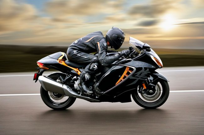 The Mighty Suzuki Hayabusa is Getting Revamped In 2022
