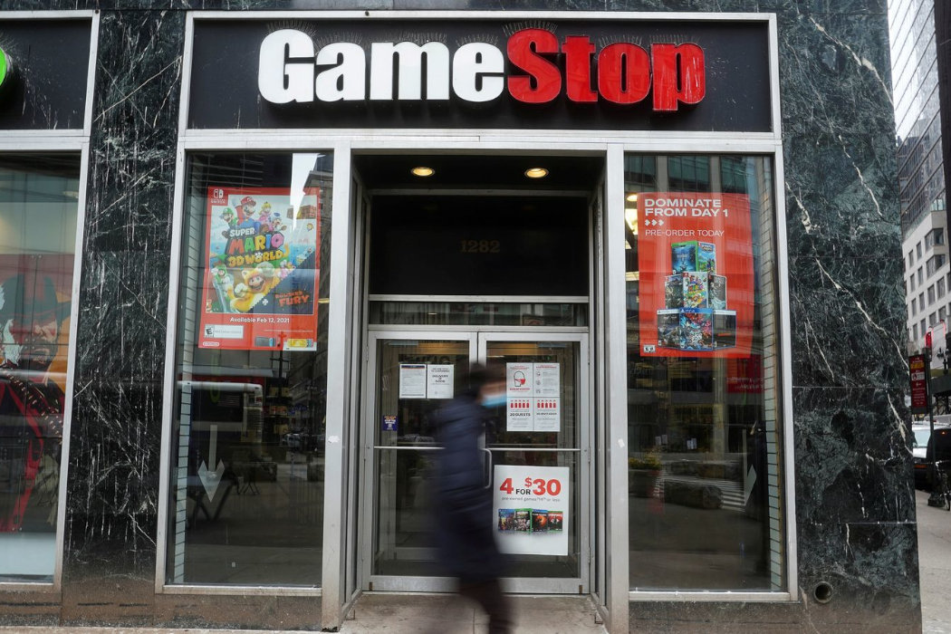 Three Different Movie Projects Planned to Portray the GameStop Saga