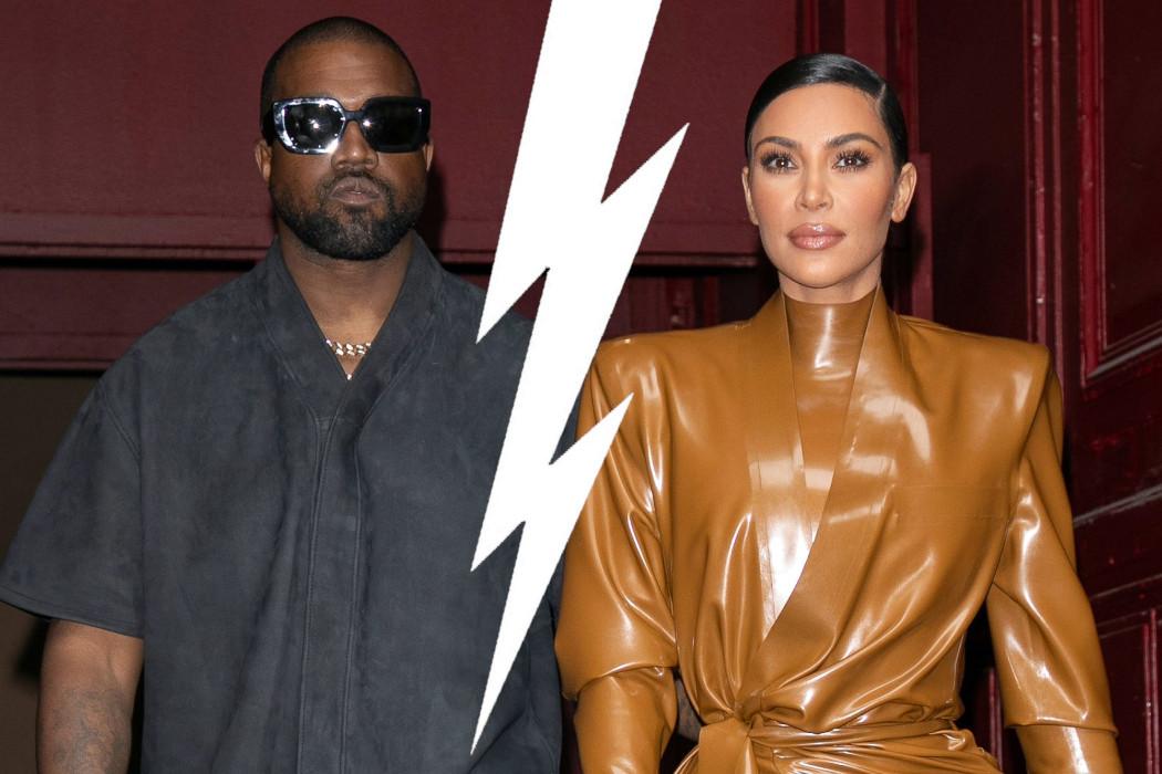 Kim Kardashian has Filed to Divorce Kanye West