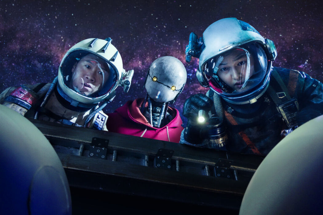 Space Sweepers is an Action-Packed, Found-Family Space Story