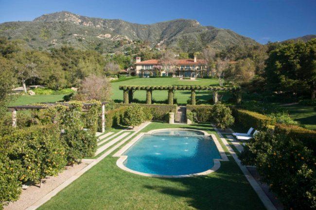 Take a Tour of Adam Levine's Sprawling El Miraval Estate
