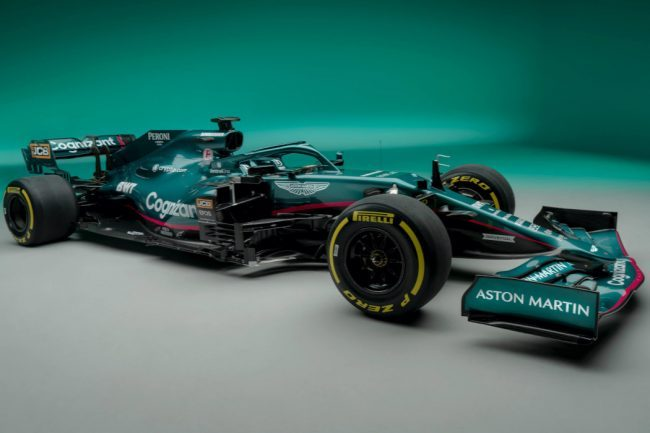 Aston Martin is Returning to Formula 1 After 60 Years of Absence