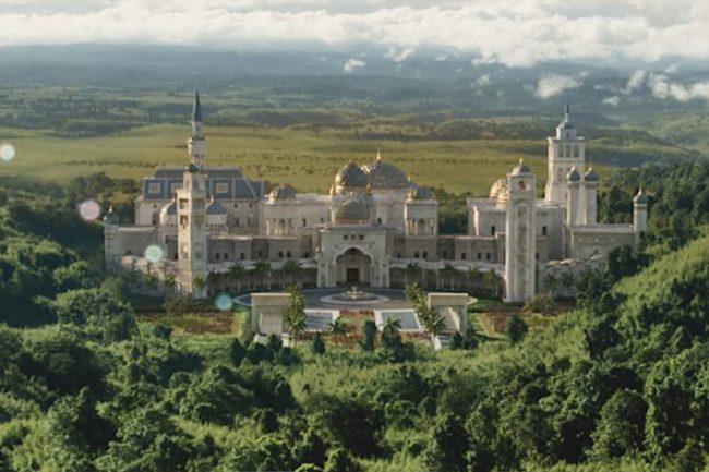 Coming 2 America: Prince Akeem's Zamunda Palace Belongs to Rick Ross