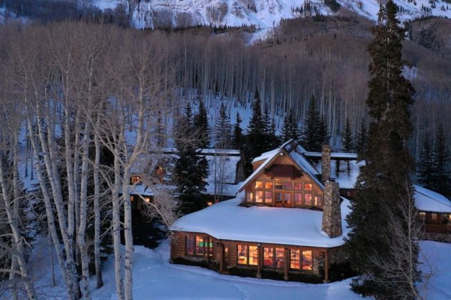 Tom Cruise Lists His Mountain Home in Colorado for A$50.9 Million