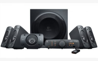 Logitech Z906 5.1 THX Speakers - The Best Surround Sound Speakers
