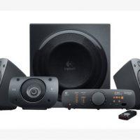 Logitech Z906 5.1 THX Speakers - The Best Surround Sound Speakers