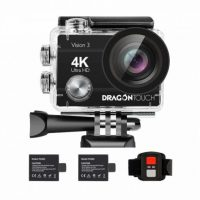 Dragon Touch Vision 3 Action Camera