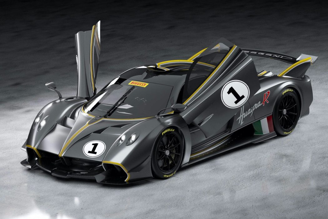 2021 Pagani Huayra R is a Celebration of Passion: Its Meant for the Tracks