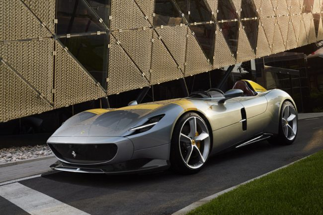 Ferrari Monza SP1 is the Most Beautiful Car in the World (According to Science)