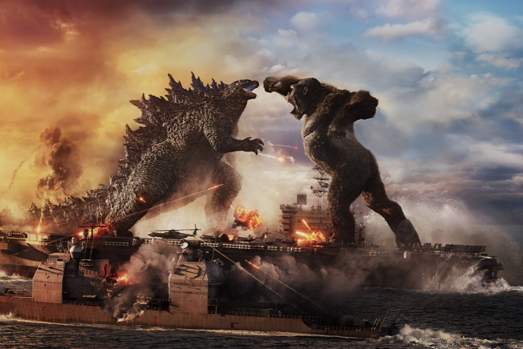 Punters in the States are Betting on Godzilla vs. Kong