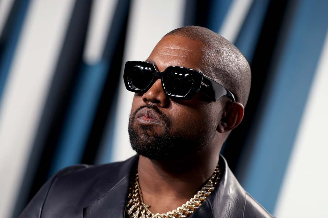 Kanye West Is Now the Richest Black Man in U.S. History